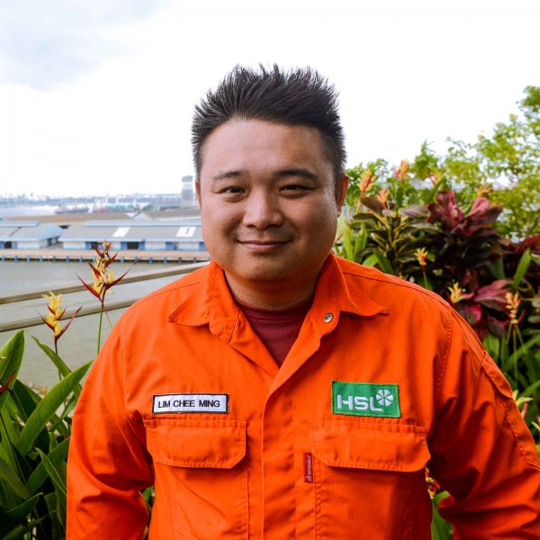 Chee Ming, Project Manager