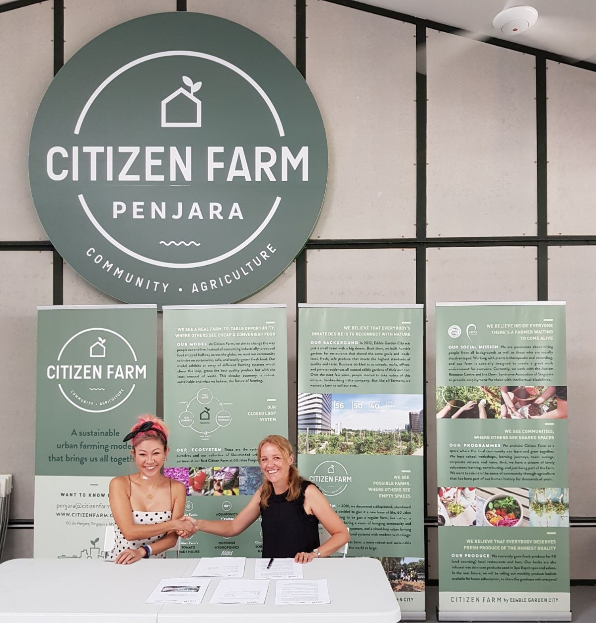 Urban Farming Partners - Citizen Farm Penjara