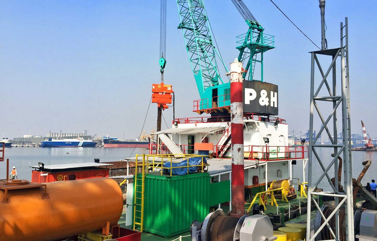 Kalibaru Port Expansion Project - Slider 3