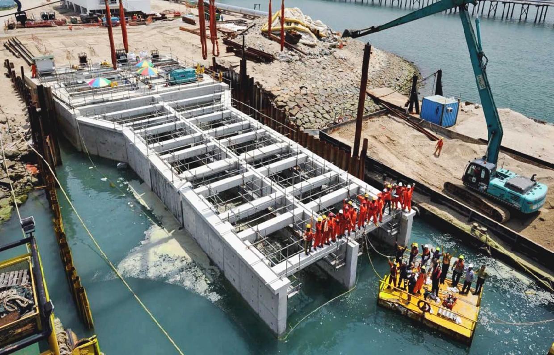Src Seawater Intake Hsl Constructor