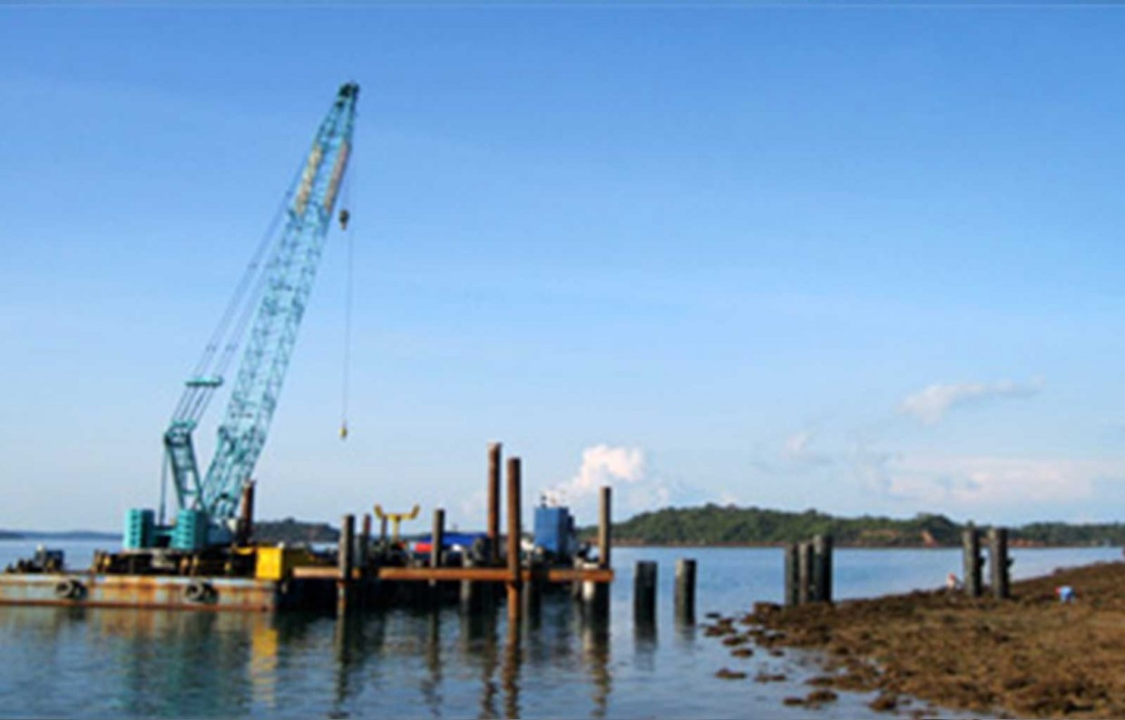PT Tanjung Kasam Power Plant project