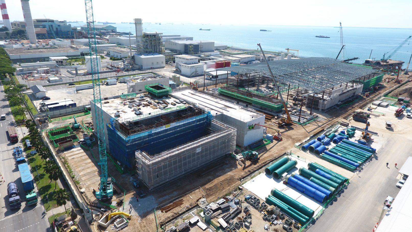 Tuas Desalination Plant 3 phase 2