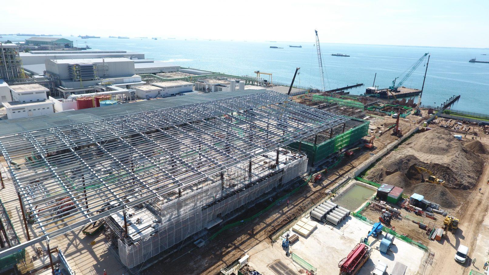 Tuas Desalination Plant 3 phase 3